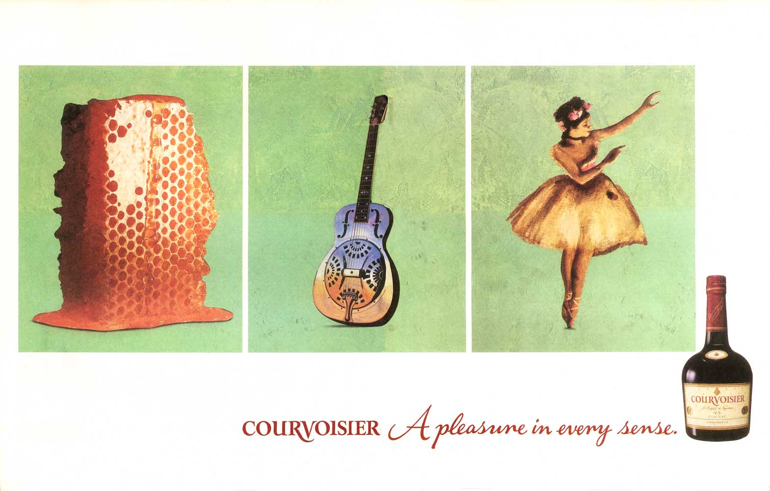 Courvoisier advertising campaign
