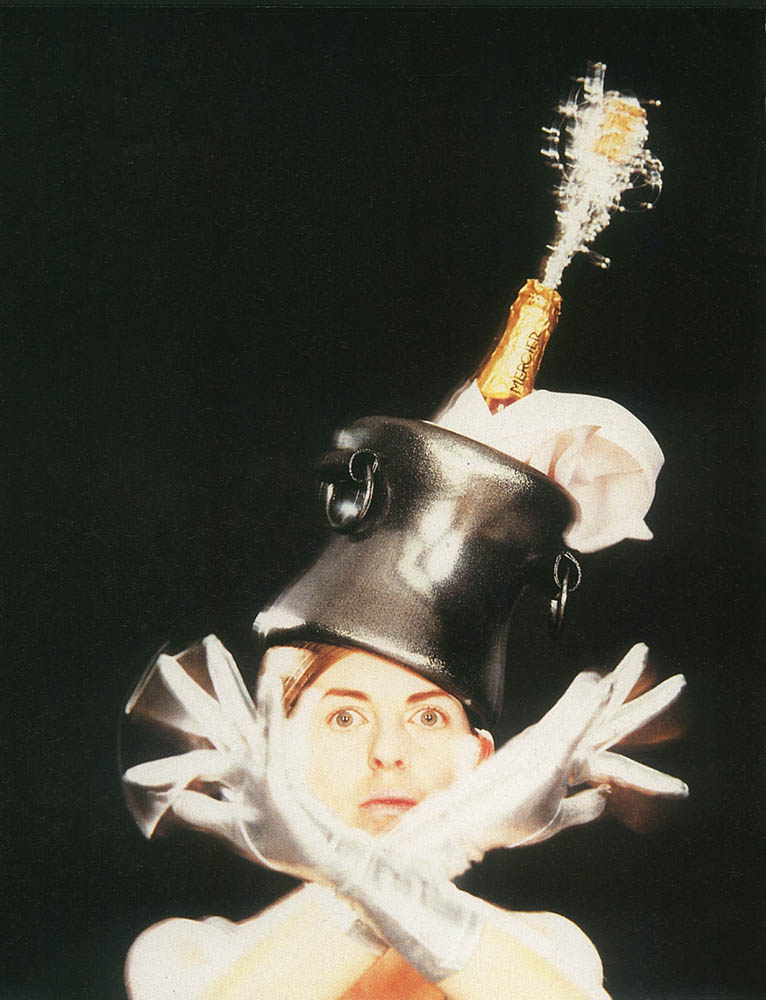 Isabella Blow Champagne by Philip Treacy