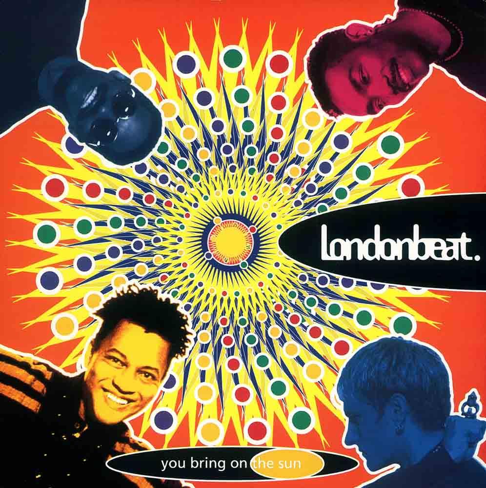 London Beat CD cover