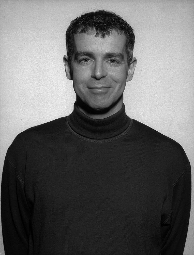 Neil Tennant Pet Shop Boys